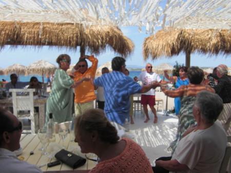 Niece's Son's Wedding Spetses Island Greece