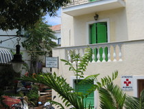 Moriatis Pension Spetses Island Greece
