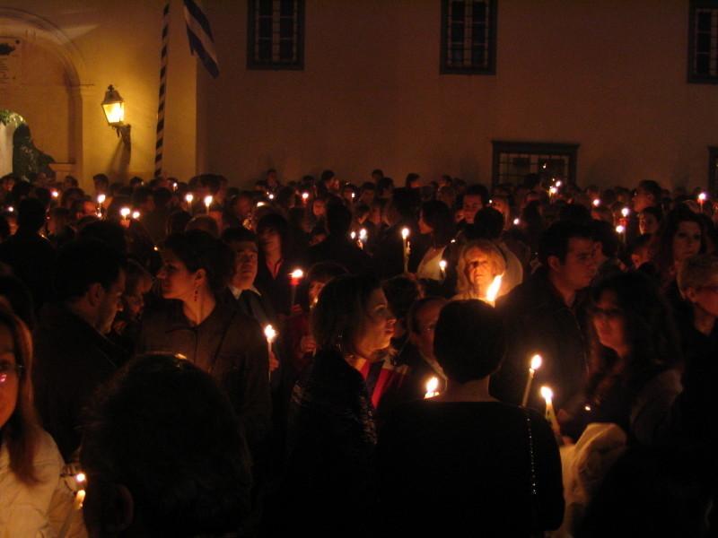 Spetses Island Greece by SpetsesDirect - Greek Orthodox Easter
