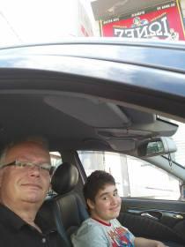Michael Nakis Taxi Spetses Island Greece