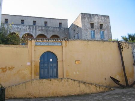 Hadjiyiannis-Mexis Museum Spetses Island Greece