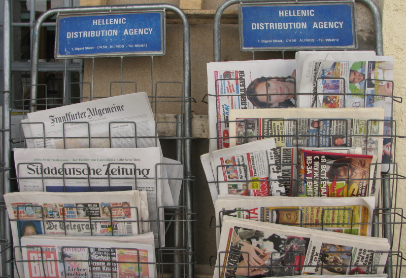 Newspapers & Books