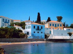 Follie Follie launches Crazy for Greece campaign Spetses Island Greece